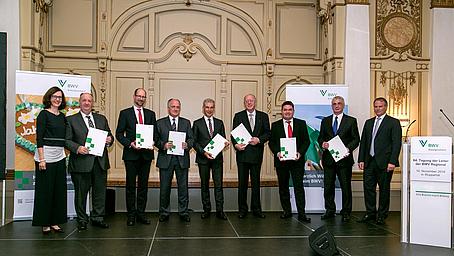 BWV Jahrespreis 2016 geht an Projektteams für Fachwirtmedien