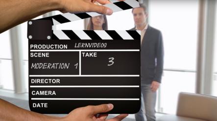 Lernvideomoderation